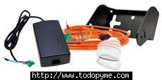 Foto Datalogic RS232 cable, coiled [Powered RS232 scanner cable, 9pin femal
